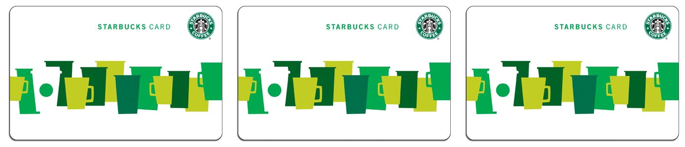 starbucks3giftcards